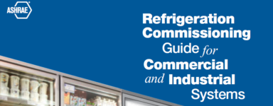 Refrigeration commissining guide