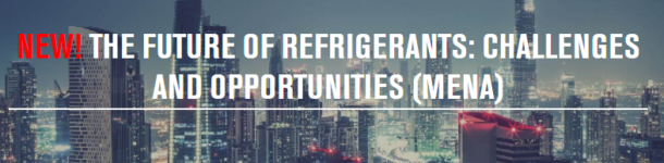 The Future of Refrigerants